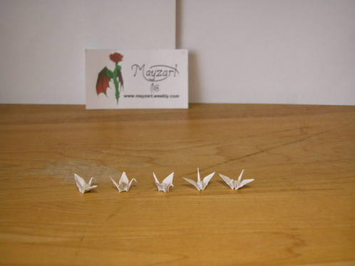 click to go to the Paper Crane Stopmotion Animation
